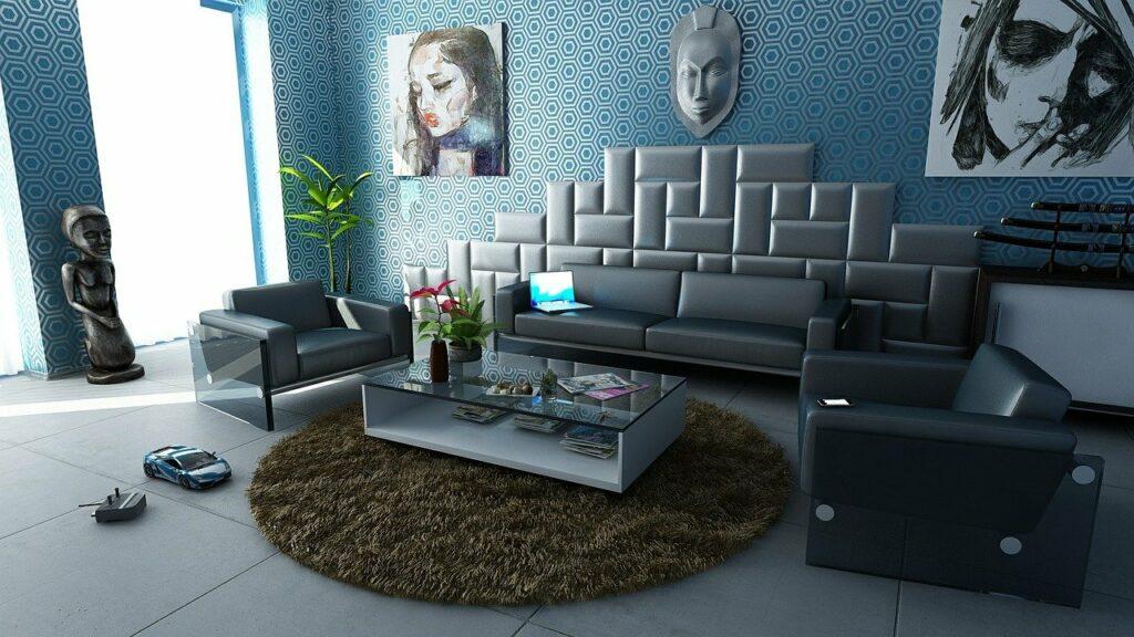 room, apartment, interior design
